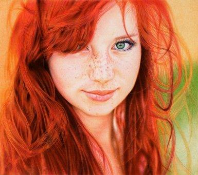 SamuelSilva-RedHeadGirl
